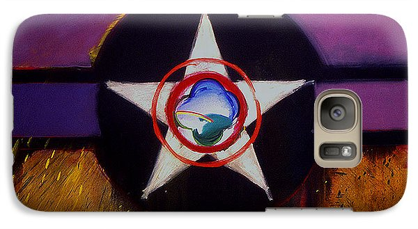 Galaxy Case featuring the painting Cheyenne Autumn by Charles Stuart