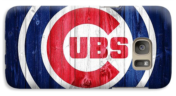 Chicago Cubs Barn Door Galaxy S7 Case