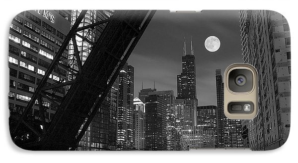 Chicago Pride Of Illinois Galaxy S7 Case by Frozen in Time Fine Art Photography