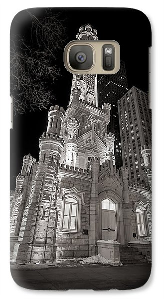 Chicago Water Tower Galaxy S7 Case