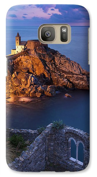 Galaxy Case featuring the photograph Chiesa San Pietro by Brian Jannsen