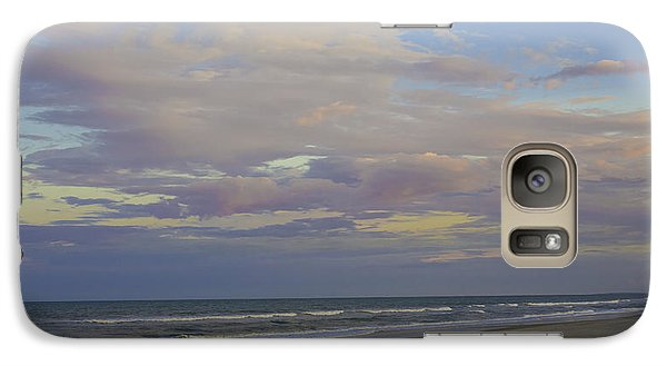Chiffon Sunset Galaxy S7 Case