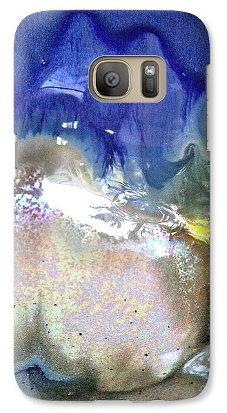 Galaxy Case featuring the photograph Chill Box by Xn Tyler