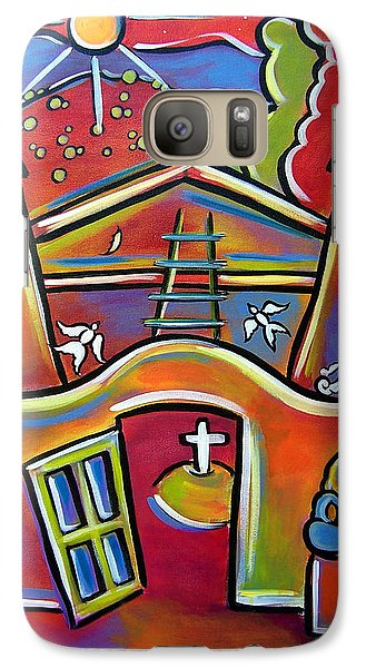 Chimayo Light Galaxy S7 Case