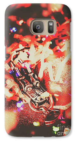 Dragon Galaxy S7 Case - Chinese Dragon Celebration by Jorgo Photography - Wall Art Gallery