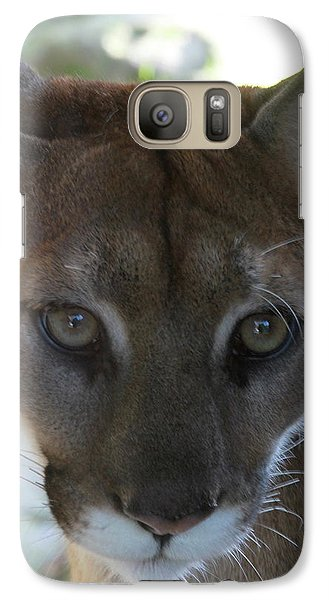 Galaxy Case featuring the photograph Chinook by Laddie Halupa