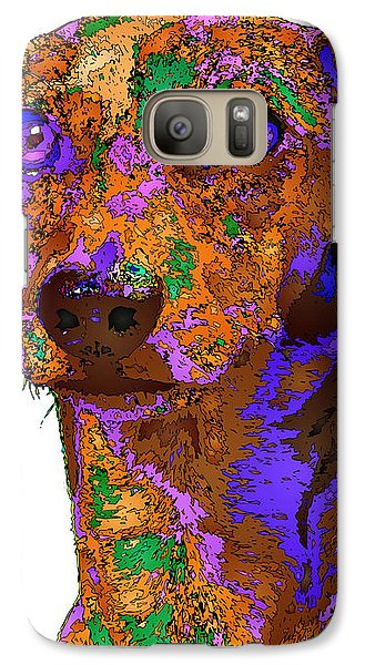 Chloe. Pet Series Galaxy S7 Case