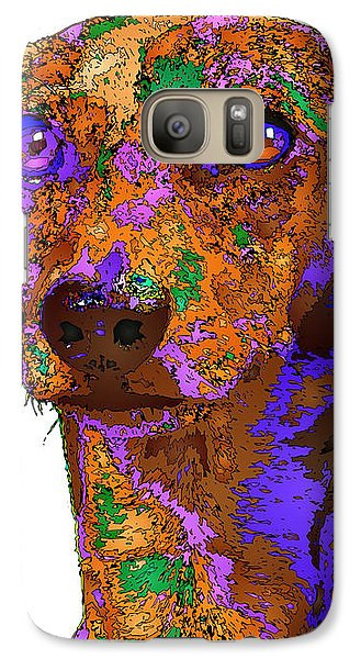 Chloe. Pet Series Galaxy S7 Case
