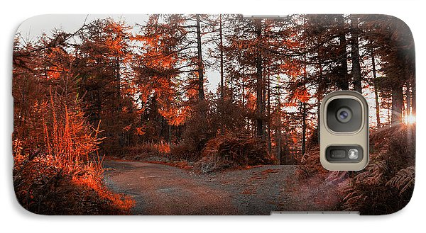 Choose The Road Less Travelled Galaxy S7 Case