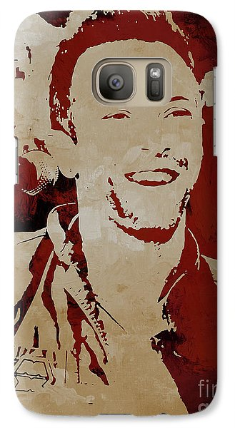 Chris Martin Coldplay Galaxy S7 Case