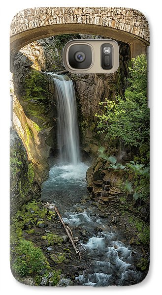 Christine Falls Galaxy S7 Case