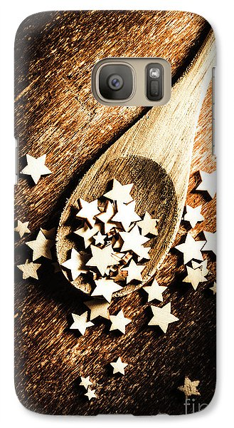 Christmas Cooking Galaxy S7 Case