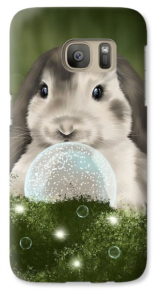 Galaxy Case featuring the painting Christmas Decoration  by Veronica Minozzi