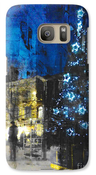 Galaxy Case featuring the photograph Christmas Eve by LemonArt Photography