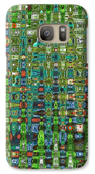 Galaxy Case featuring the photograph Chromosome 22 by Diane E Berry