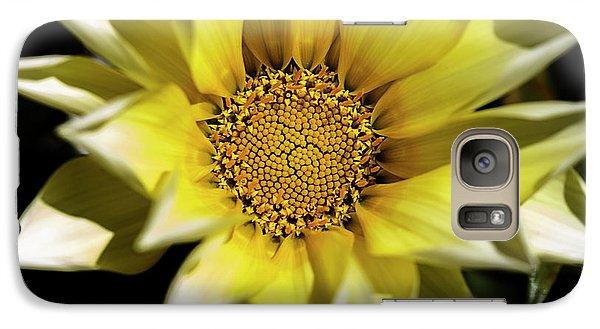 Galaxy Case featuring the photograph Chrysanthos by Linda Lees