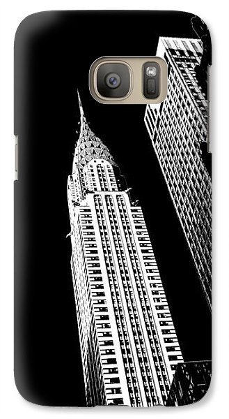 Chrysler Nights Galaxy Case by Az Jackson