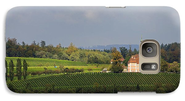 Church Birnau Lake Constance In Great Landscape Galaxy S7 Case by Matthias Hauser