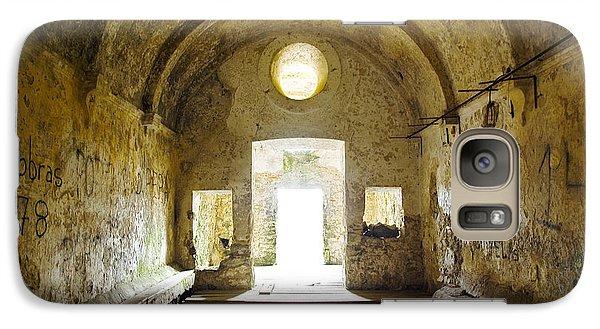 Dungeon Galaxy S7 Case - Church Ruin by Carlos Caetano