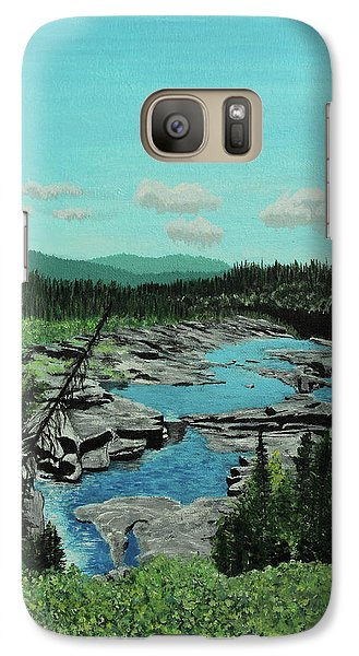 Churchill River Galaxy S7 Case