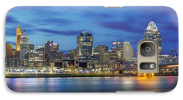 Cincinnati, Ohio Galaxy S7 Case