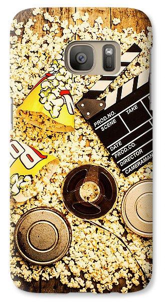 Cinema Of Entertainment Galaxy S7 Case