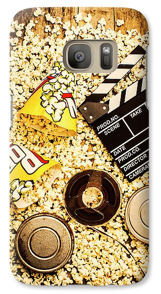Cinema Of Entertainment Galaxy S7 Case