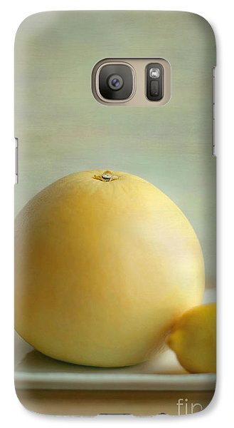 Galaxy Case featuring the photograph Citrus Brothers by Aiolos Greek Collections