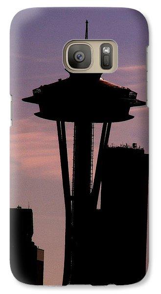 City Needle Galaxy Case by Tim Allen