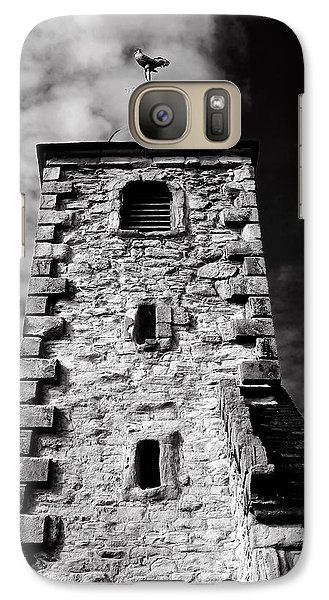 Clackmannan Tollbooth Tower Galaxy S7 Case