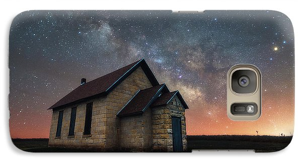 Galaxy Case featuring the photograph Class Of 1886 by Darren White