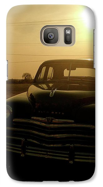Galaxy Case featuring the photograph Classic America, Eight by Iconic Images Art Gallery David Pucciarelli