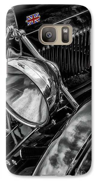 Galaxy Case featuring the photograph Classic Britsh Mg by Adrian Evans