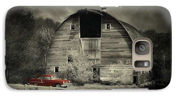 Galaxy Case featuring the photograph Classic Chevrolet  by Julie Hamilton