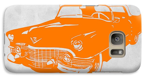 Beetle Galaxy S7 Case - Classic Chevy by Naxart Studio