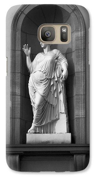 Galaxy Case featuring the photograph Classical With A Twist by Colleen Williams