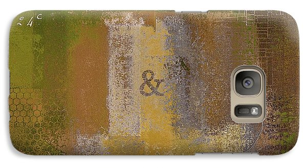 Galaxy Case featuring the digital art Classico - S0309b by Variance Collections
