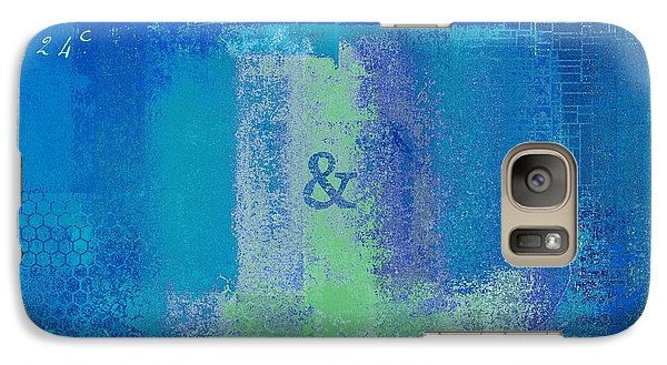Galaxy Case featuring the digital art Classico - S03c06 by Variance Collections