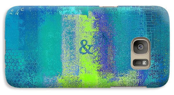 Galaxy Case featuring the digital art Classico - S03c26 by Variance Collections