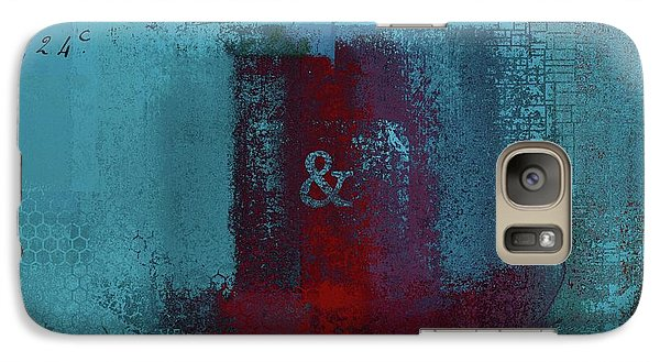 Galaxy Case featuring the digital art Classico - S03b by Variance Collections
