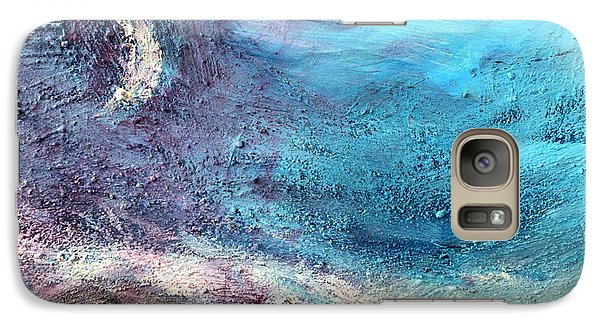 Clay Moon Galaxy S7 Case