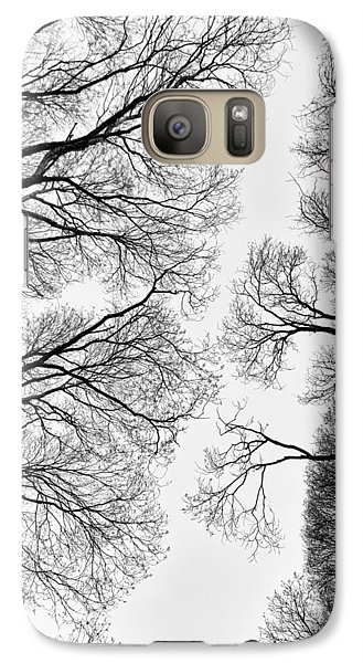 Galaxy Case featuring the photograph Clearings by Matti Ollikainen