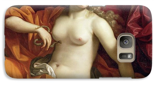 Cleopatra Galaxy Case by Benedetto the Younger Gennari