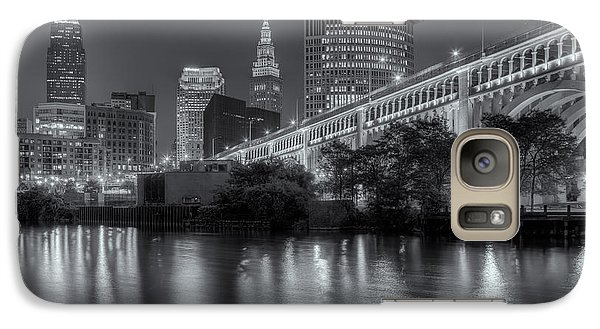 Cleveland Night Skyline IIi Galaxy S7 Case
