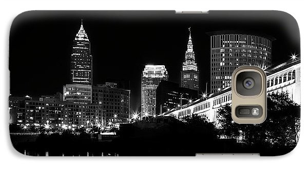 Cleveland Skyline Galaxy S7 Case