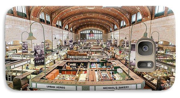 Cleveland Westside Market  Galaxy S7 Case