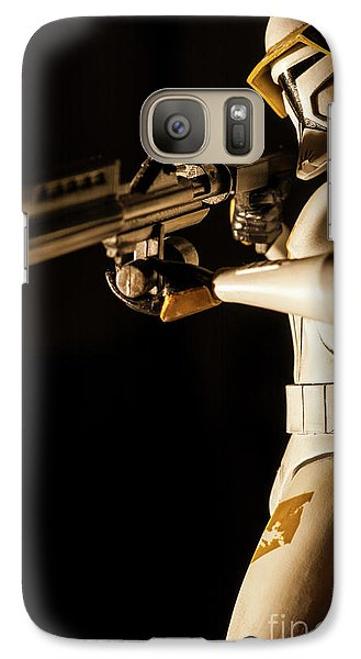 Galaxy Case featuring the photograph Clone Trooper 6  by Micah May