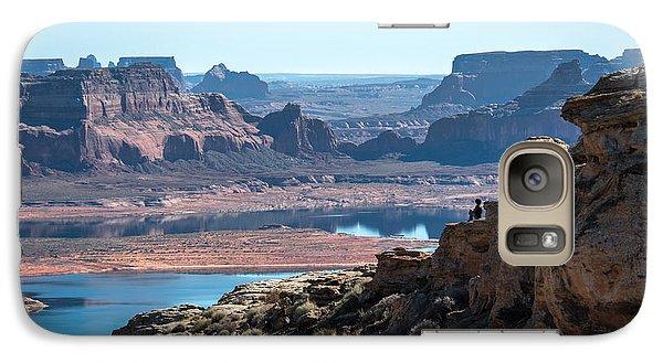 Close To The Edge Galaxy S7 Case