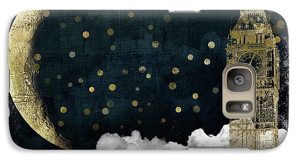 Cloud Cities London Galaxy S7 Case by Mindy Sommers