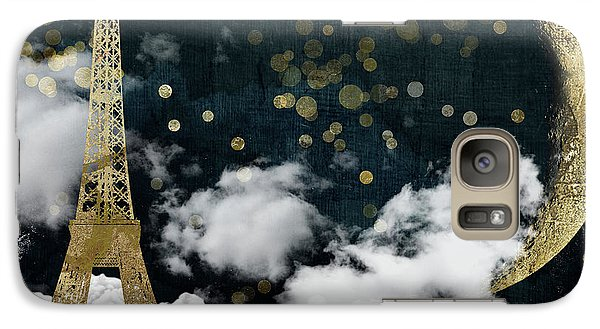 Cloud Cities Paris Galaxy S7 Case